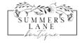 Summers Lane Boutique Logo