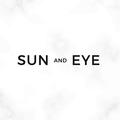 Sun And Eye Logo