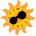 Sun Time Sunglasses & Watches Logo