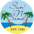 Sun 'N' Sand logo