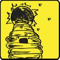 Sunny Honey Company Logo