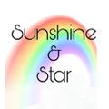 Sunshine and star Logo