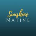 Sunshine Native USA Logo