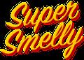 Super Smelly Official Website Logo