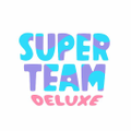 Super Team Deluxe Logo