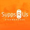Supps R Us logo