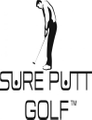 Sure Putt Golf Logo