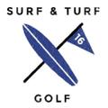 Surf & Turf Golf Logo