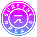 Surf the Greats Logo