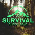Survival Supply Zone USA Logo
