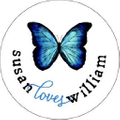Susan Loves William Logo