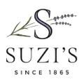 Suzi's Lavender Logo