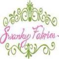 Swanky Fabrics USA Logo
