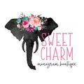 Sweet Charm Monograms Logo