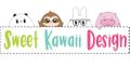 Sweet Kawaii Design USA Logo