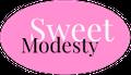 Sweet Modesty Apparel Logo