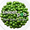 Sweet Pea Plant-Based Kitchen Logo