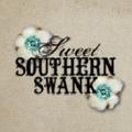 Sweet Southern Swank  Logo