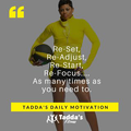 Tadda's Fitness Logo