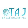 TAJ by Sabrina Logo