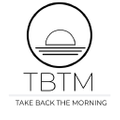 TAKE BACK THE MORNING logo