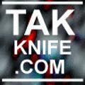 takknife Logo