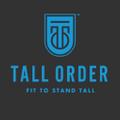 Tall Order Socks Logo