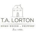 T.A. Lorton Logo