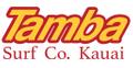 Tamba Surf Company Kauai logo