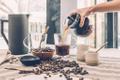 TAZAS Specialty Coffee by Delicia Logo