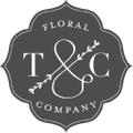 T & C Floral logo