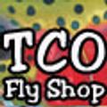 TCO Fly Shop Logo