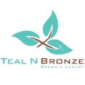 Teal N Bronze Logo