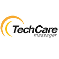 TechCare Massager logo