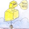 TechKeys Logo
