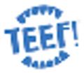 TEEF! Drinkable dental health Logo
