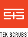 Tek Scrubs USA Logo