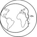 Terra Luna Beauty USA Logo