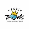 The Testie Towel logo