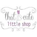 That Cute Little Shop Logo