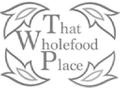 thatwholefoodplace logo