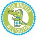The Argyle Alligator Logo