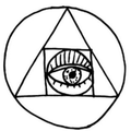 The Astroccult Logo