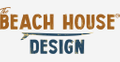 The Beach House Design Logo