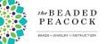 The Beaded Peacock Logo