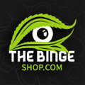 The Binge Shop Logo
