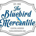 The Bluebird Mercantile Logo