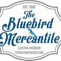 The Bluebird Mercantile logo