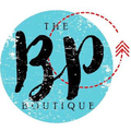 The Blue Pickle Boutique Logo