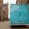 The Boutique Truck Logo
